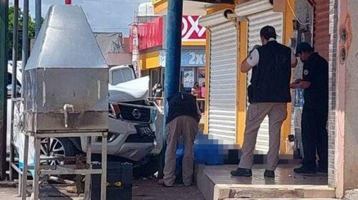 Sinaloa, sin control: Exregidora es asesinada a tiros por calles de Navolato