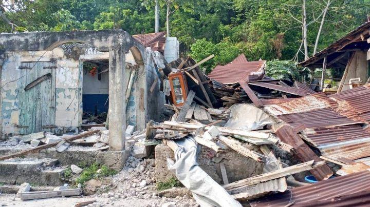 Suman 724 decesos en Haití tras brutal terremoto; VIDEO muestra los daños que sufre el país