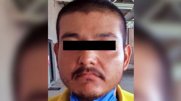 Hermosillo: Le asestó un machetazo al perrito 'Pinto' y ahora se encuentra tras las rejas