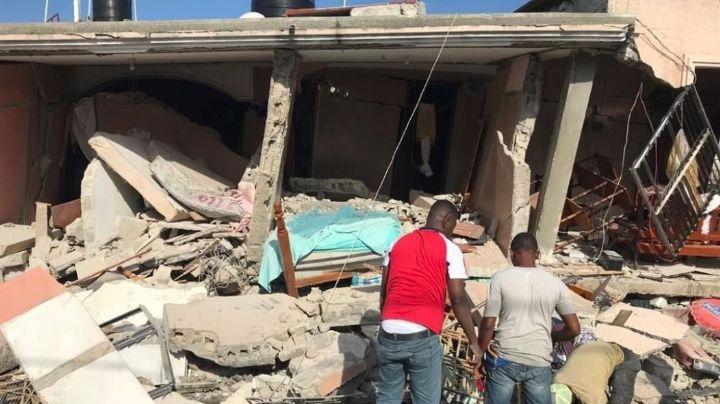 Terremoto en Haití: Tras 3 días de búsqueda, el número de fallecidos supera los mil 300