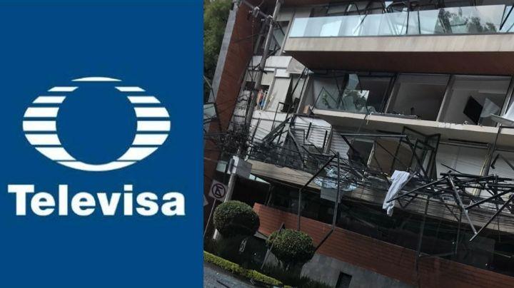 Actriz de Televisa estuvo en explosión de la Benito Juárez; esto publicó antes del estallido: FOTO