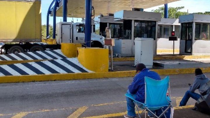 Movimiento de Libre Tránsito en Sonora liberará casetas de cobro tras 4 años tomadas