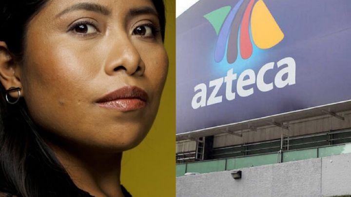 """¡No se resiste! Yalitza Aparicio flecharía a un actor de TV Azteca con esta FOTO: """"Bella"""""""