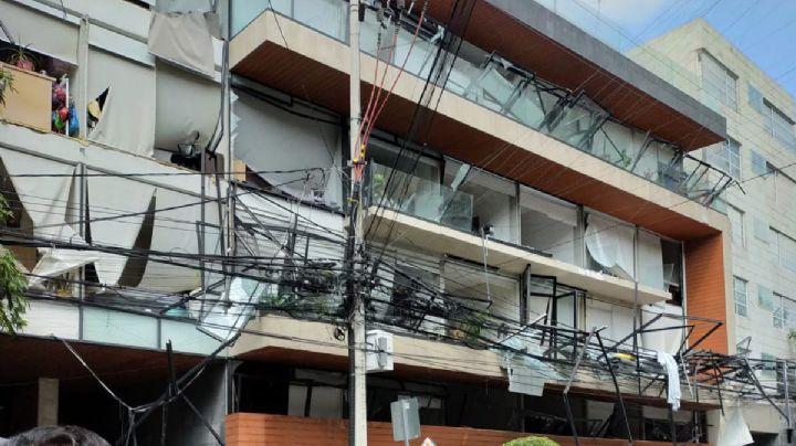 """(VIDEO) """"¡Busquen más gente!"""": Así fue el rescate de víctimas tras la brutal explosión en CDMX"""
