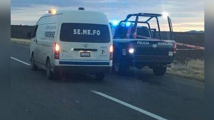 Entre Durango y Zacatecas, dos hombre son ejecutados a la orilla de la carretera