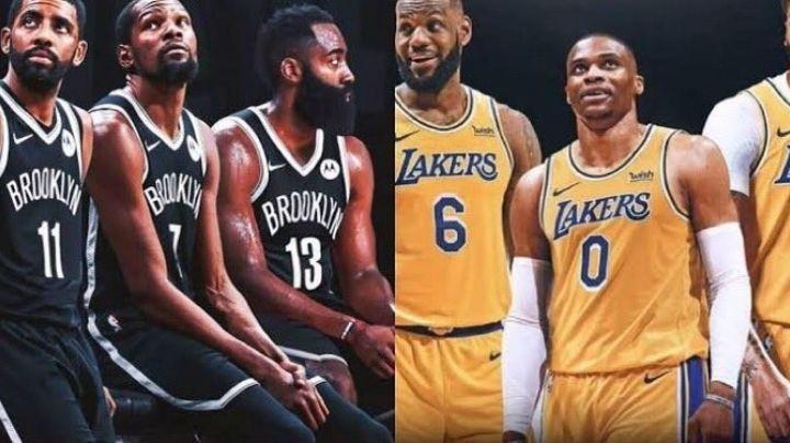 ¡Regalo de Navidad! La NBA anuncia que tendrá el duelo de Lakers ante los Nets