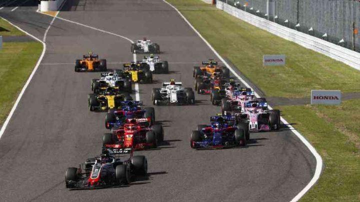 ¡Brutal! Cancelan el Gran Premio de Japón de la F1; hay estado de emergencia por Covid-19
