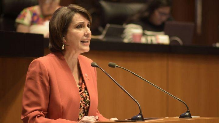 """Senadora Patricia Mercado lanza fuerte crítica a AMLO: """"No comulga con los temas de avanzada"""""""