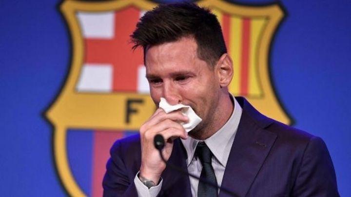 ¡De no creerse! Filtran FOTOS del documento con el que Messi pidió dejar el FC Barcelona