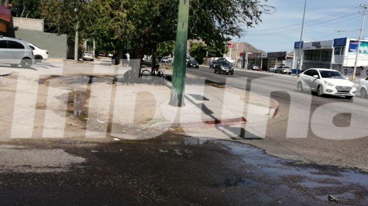 Administración de Célida López deja pendientes en Hermosillo; pavimentación y seguridad