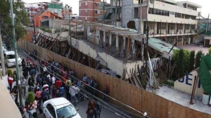 Extienden condena de la directora del Colegio Rébsamen; es culpable de la muerte de 19 niños