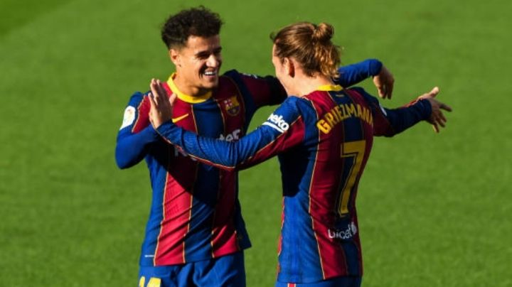 Por el bien del FC Barcelona, Griezmann y Coutinho aceptan bajarse el sueldo