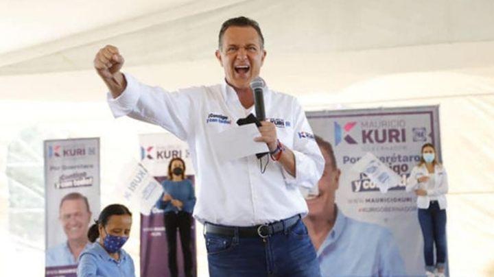 Avalan a Mauricio Kuri como gobernador electo de Querétaro pese a denuncia de Morena