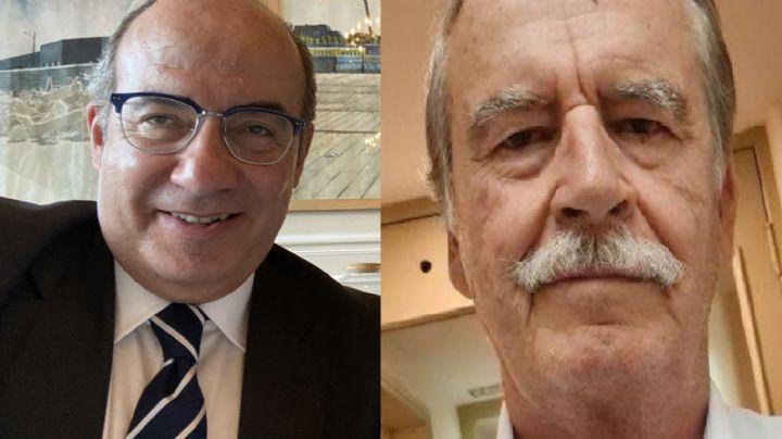 """""""¡Fracaso total!"""": Fox y Calderón se burlan de los 'resultados' de la Consulta Popular de AMLO"""