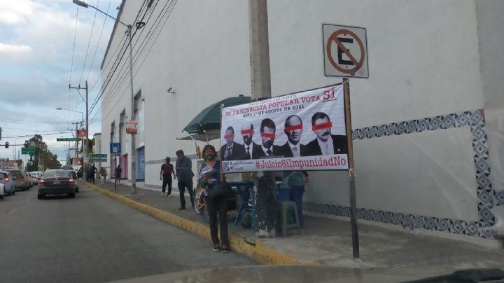 ¿Calderón, EPN, Fox y otros expresidentes serán juzgados tras la Consulta Popular de AMLO?