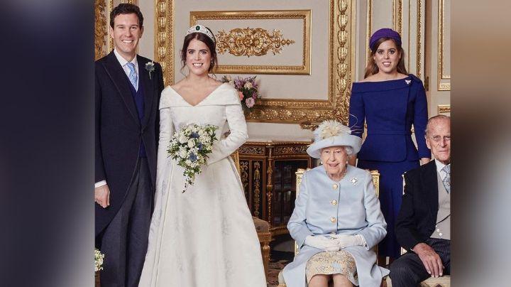 ¿Infidelidad en la Corona? Captan a esposo de nieta de Reina Isabel II en yate con modelos topless