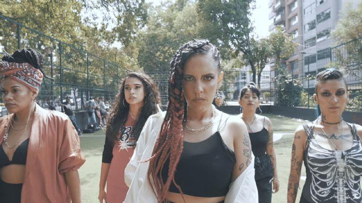 VIDEO: Ximbo, pionera del rap mexicano, lanza su nuevo sencillo 'Queendom'