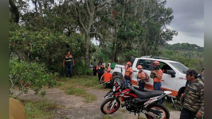 Fatal desenlace: Al fondo de un barranco, joven es hallado muerto por familiares; estaba desaparecido