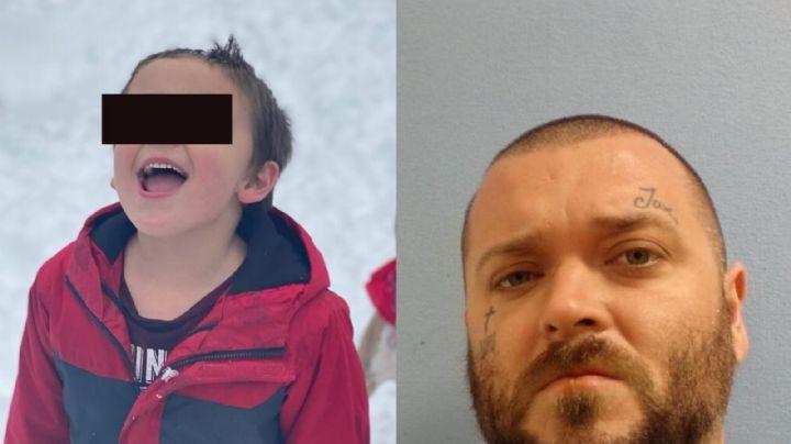 Un hombre es detenido por abusar de su hijo; años después mata a golpes al menor con un bate