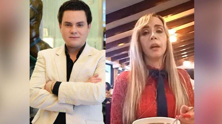 Manuel José, supuesto hijo de José José, es padre del niño de Adriana Arbeláez; prueba de ADN lo confirma