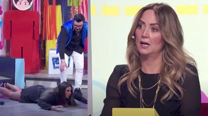 """""""Vieja ridícula"""": Galilea Montijo hace esto en 'Hoy' y Andrea Legarreta ¿la corre de Televisa?"""