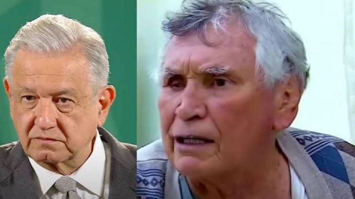 """Félix Gallardo, narco y exlíder del Cártel de Guadalajara, """"podría salir de la cárcel"""": AMLO"""