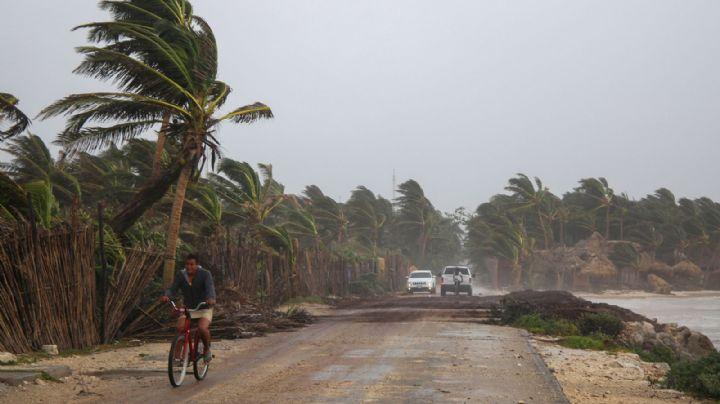 ¡Alerta en Veracruz! 'Grace' toma fuerza y evoluciona a huracán; tocará tierra en estas horas