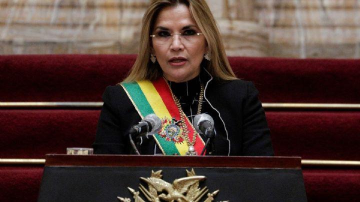 Jeanine Áñez, expresidenta de Bolivia, intenta quitarse la vida en prisión