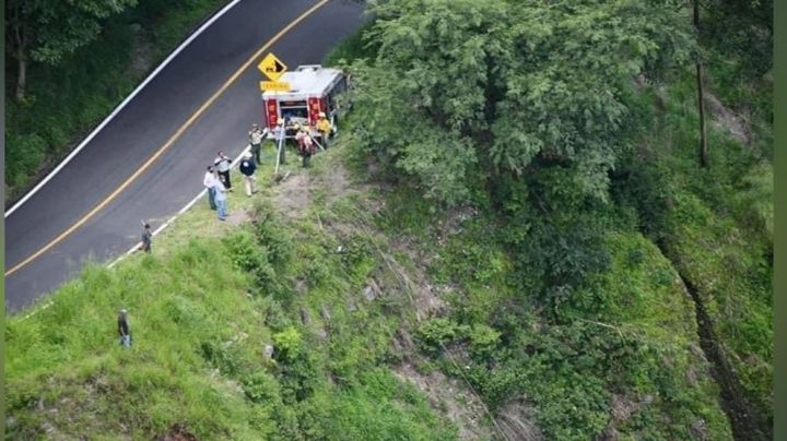 Empleado de telefonía desaparecido en Colima es encontrado al interior de un barranco en Jalisco