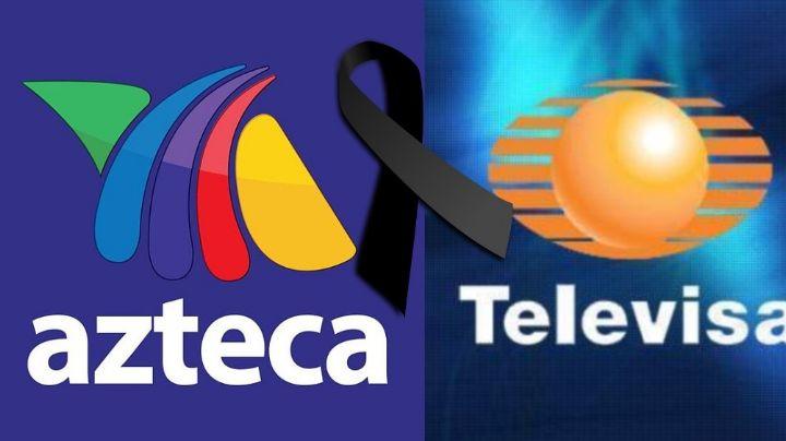 ¡Desgarrador! Conductora de TV Azteca llora la muerte de su esposo, querido actor de Televisa
