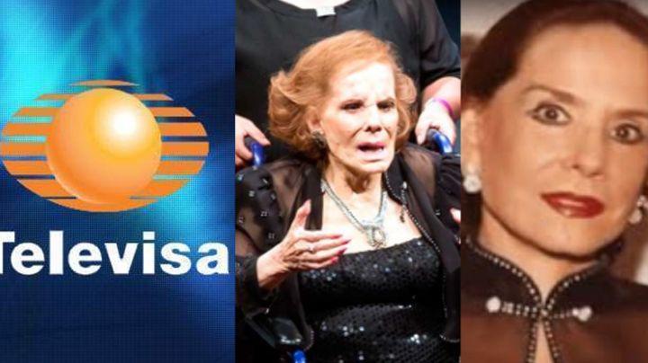 Luto en Televisa: Muere la actriz Rosita Quintana, leyenda del cine y televisión, a los 96 años