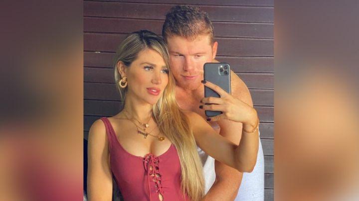 'Canelo' Álvarez aparece en el Baja Beach Fest con J Balvin y baila reggaetón con su esposa: VIDEO