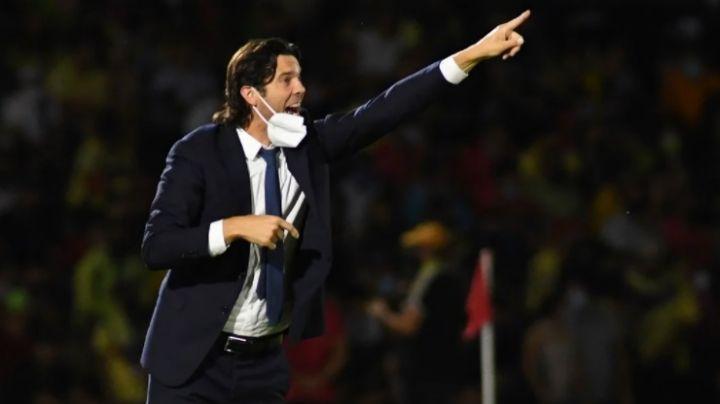 ¿Cuándo vuelve Santiago Solari a dirigir al Club América y por qué se ausentó ante Xolos?