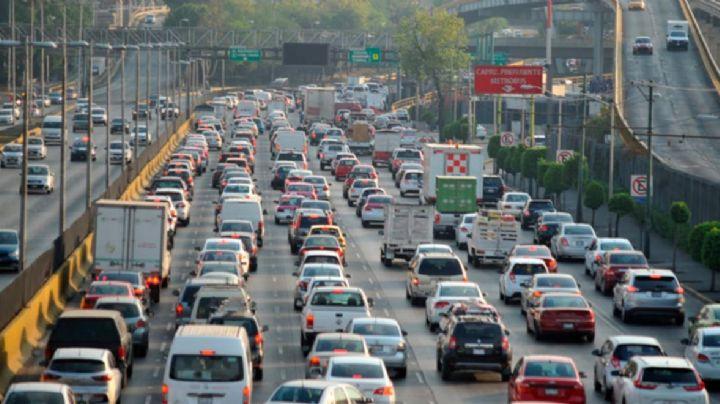 Hoy No Circula: ¿Qué coches 'descansan' este martes 24 de agosto en la CDMX y el Edomex?