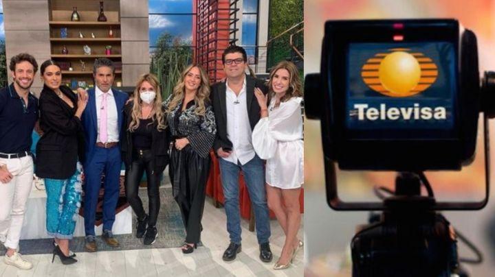 ¿Lo saca del clóset? Pareja de conductor de 'Hoy' exhibe su secreto y deja en shock a Televisa
