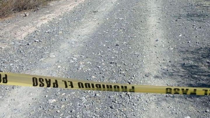 Crisis en Nuevo León: Pareja es acribillada en carretera; él murió y ella está herida de gravedad