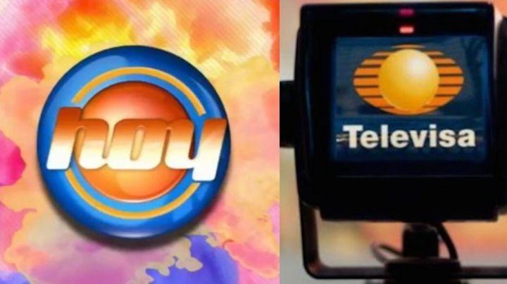 """""""Pin... robamaridos"""": Exhiben en Televisa infidelidad de exconductora de 'Hoy' y actor 'casado'"""