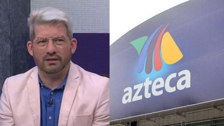 """""""TV Azteca hipócrita"""": Productor acusado de 'asesino' vuelve al Ajusco y deja helados con confesión"""