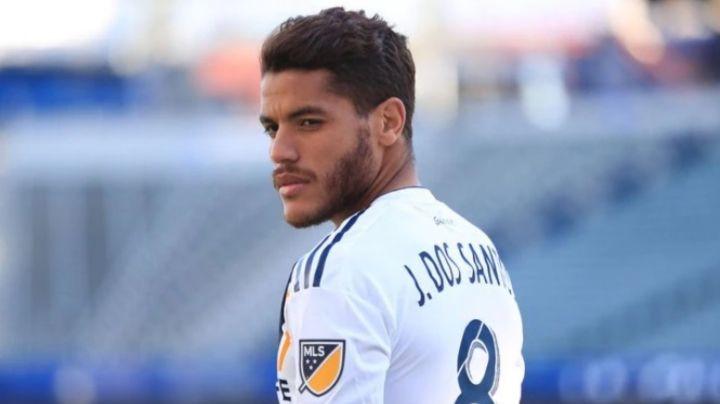 ¿Desaire al Club América? Jonathan dos Santos prefiere retirarse en el LA Galaxy