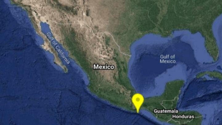 Tiembla en México: Se registra sismo de magnitud 4.0 en Crucecita, Oaxaca