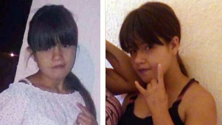 Ella es BrisaLizeth, menor de edad desaparecida en Sonora; sus familiares la buscan