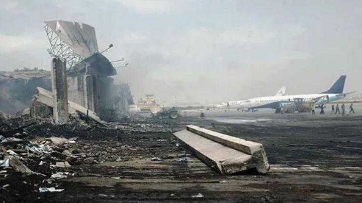 FOTOS: Suman más de 10 víctimas mortales y 30 heridos tras explosiones en aeropuerto de Kabul