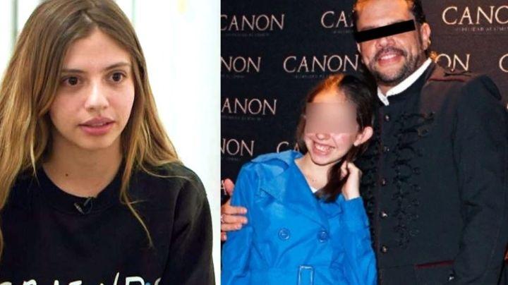 ¡Drástica medida! Hija de actor de Televisa da fuerte noticia en TV Azteca; está preso por abuso