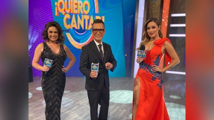 ¿De Televisa a TV Azteca? Estas dos famosas conductoras entrarían a '¡Quiero Cantar!' de 'VLA'