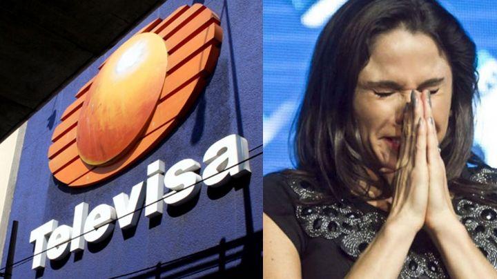 ¿Se declara gay? Ex de Paola Rojas impacta al hacer esto en vivo con actor de Televisa divorciado