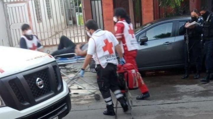 Culiacán: Limpia parabrisas recibe balazo en el abdomen; le disparó un molesto conductor
