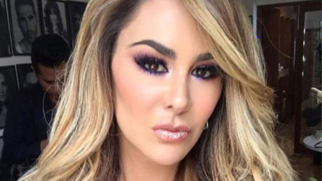 ¡Qué violenta! Ninel Conde agrede a famosa cantante en pleno show en vivo: 'Quiso tumbarme'