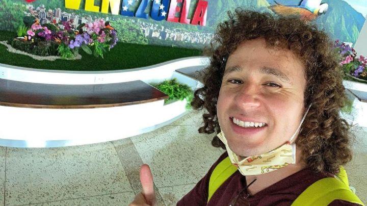 Luisito Comunica vive otra insólita experiencia en un aeropuerto extranjero