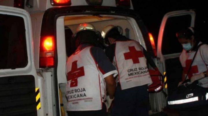 Guaymas: Taxista atropella a 'abuelito' en Linda Vista; se niega a ser atendido