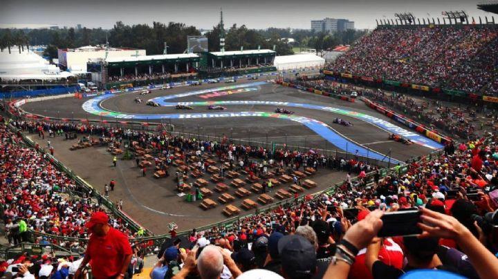 ¡Anótala en tu calendario! Esta es la nueva fecha para el GP de México de la Fórmula 1